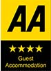 4 Seasons B&B Brighton, AA 4 Star Rated